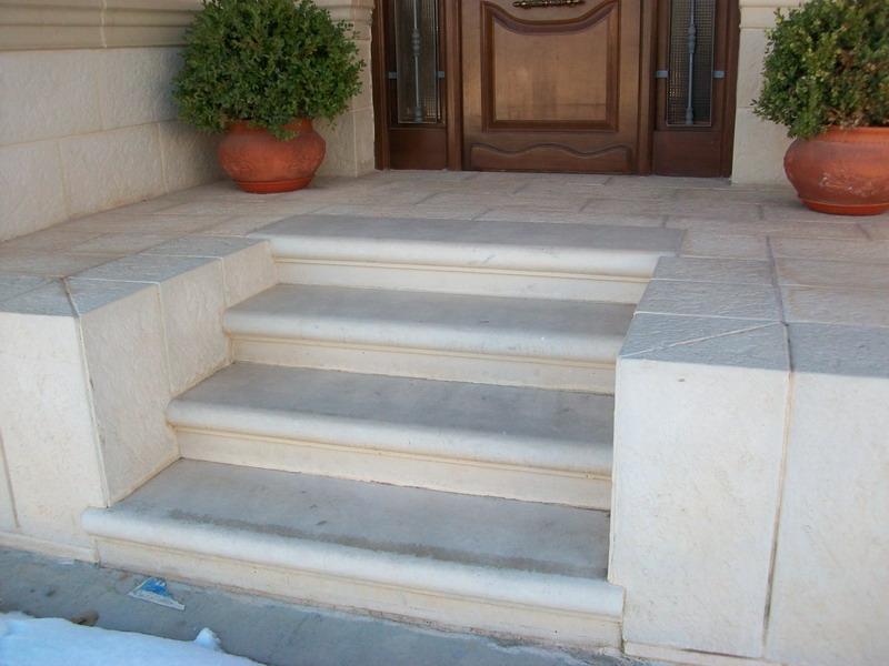 Image gallery escalones - Escalones de piedra ...